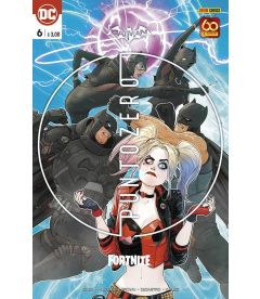 Batman / Fortnite Punto Zero 6