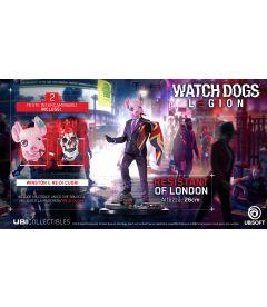 WATCH DOGS LEGION - RESISTANCE OF LONDON
