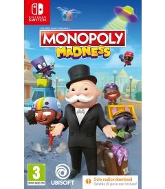 Monopoly Madness (Codice Di Attivazione)