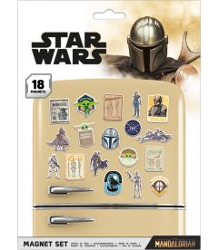 Star Wars The Mandalorian - Calamite (Set, 18 pz)
