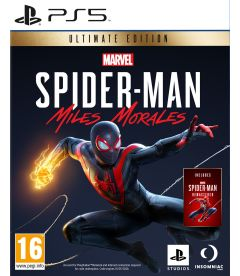 MARVEL'S SPIDER-MAN MILES MORALES (ULTIMATE EDITION)
