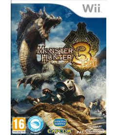 Monster Hunter 3 Tri (EU)
