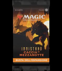 Magic - Innistrad Caccia Di Mezzanotte (Busta Dell'Espansione)