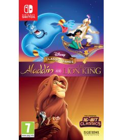 DISNEY CLASSIC ALADDIN & THE LION KING