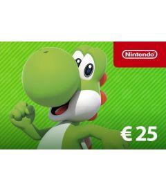 Codice digitale per fondi Nintendo eShop EUR 25