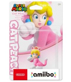 AMIIBO SUPER MARIO - PEACH GATTO