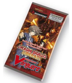 CARDFIGHT!! VANGUARD - DRAGHISIGILLO LIBERATI (BUSTA)
