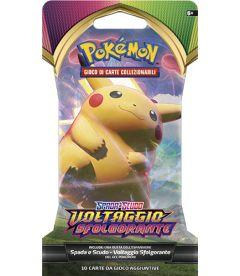 Pokemon - Spada E Scudo Voltaggio Sfolgorante (Blister)