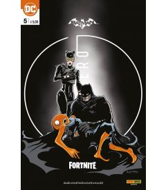 Batman / Fortnite Punto Zero Premium Variant 5