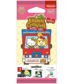 Amiibo Cards - Animal Crossing (Sanrio Collaboration Pack, Busta)