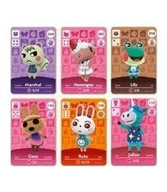 Animal Crossing New Horizons (Set 24 Carte NFC)