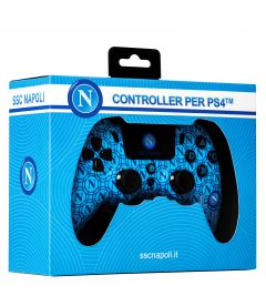 WIRED CONTROLLER SSC NAPOLI (PS4)