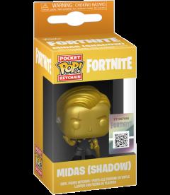 Pocket Pop! Fortnite - Midas (Metallic)