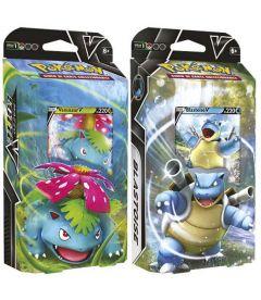 Pokemon - Lotta V Venusaur V, Blastoise V (Sogg Vari, Mazzo)