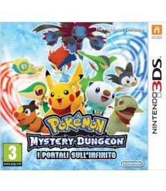 Pokemon Mystery Dungeon I Portali Sull' Infinito