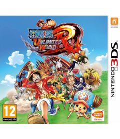ONE PIECE UNLIMITED WORLD RED DAYONE EDITION