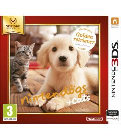 NINTENDOGS + CATS GOLDEN RETRIEVER E NUOVI AMICI (SELECTS)