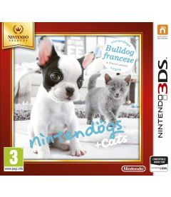 NINTENDOGS + CATS BULLDOG FRANCESE E NUOVI AMICI (SELECTS)