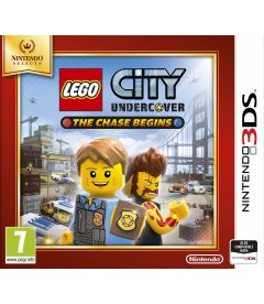 LEGO CITY UNDERCOVER THE CHASE BEGINS (SELECTS)