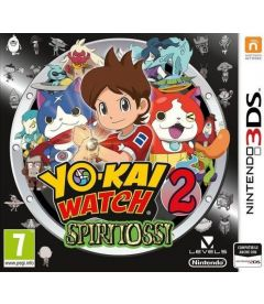 Yo-Kai Watch 2 Spiritossi