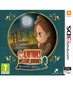 LAYTONS MYSTERY JOURNEY: KATRIELLE E IL COMPLOTTO DEI MIL.