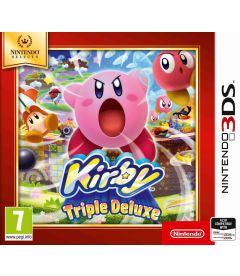 KIRBY TRIPLE DELUXE (SELECTS)