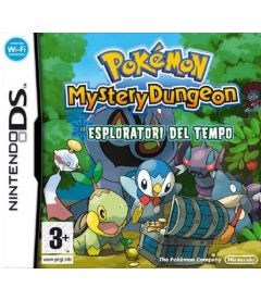 POKEMON MYSTERY DUNGEON ESPLORATORI DEL TEMPO