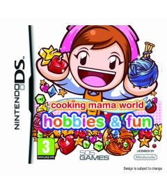 COOKING MAMA WORLD HOBBIES ANDFUN