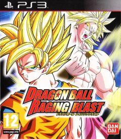 DRAGON BALL RAGING BLAST