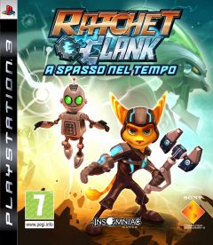 RATCHET AND CLANK A SPASSO NELTEMPO