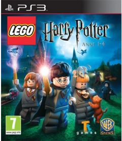 LEGO HARRY POTTER ANNI 1 4