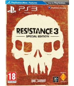RESISTANCE 3 SPECIAL EDITION