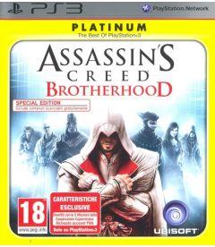 Assassin's Creed Brotherhood (Platinum)