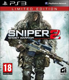 SNIPER GHOST WARRIOR 2 D1 EDITION