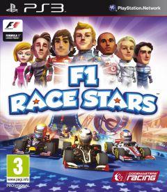 FORMULA ONE RACE STARS