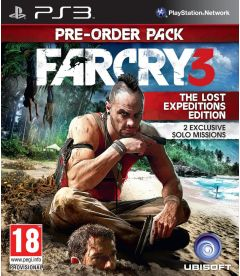 Far Cry 3 (The Lost Expedition Edition)