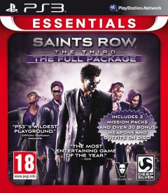 SAINTS ROW THE THIRD FULL PACKAGE (ESSENTIALS)