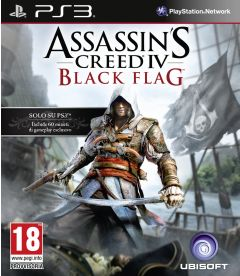 Assassin's Creed 4 Black Flag (Day One Sony Edition)