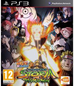 Naruto Shippuden Ultimate Ninja Storm Revolution (Day One Edition)