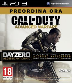 Call Of Duty Advanced Warfare (Day Zero Edition)