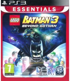 LEGO BATMAN 3 GOTHAM E OLTRE (ESSENTIALS)