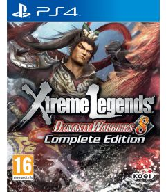 DYNASTY WARRIORS 8 EXTREME LEGENDS COMPLETE EDITION