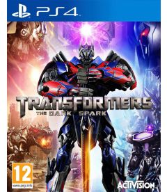 TRANSFORMERS RISE OF THE DARKSPARK