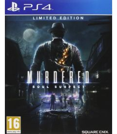 MURDERED SOUL SUSPECT (LIMITED EDITION)