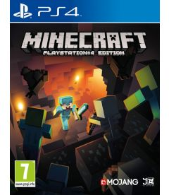 MINECRAFT (PLAYSTATION 4 EDITION)