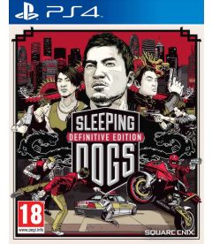 SLEEPING DOGS DEFINITIVE EDITION DAYONE EDITION