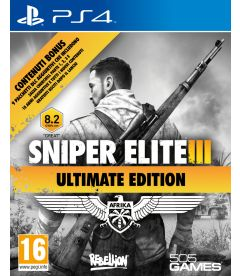 SNIPER ELITE 3 AFRICA ULTIMATE EDITION