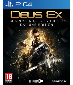 DEUS EX MANKIND DIVIDED (DAYONE EDITION)