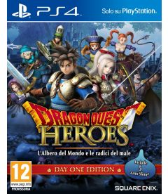 DRAGON QUEST HEROES (DAY ONE EDITION)