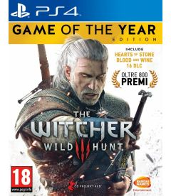 THE WITCHER 3 WILD HUNT (GAME OF THE YEAR EDITION)